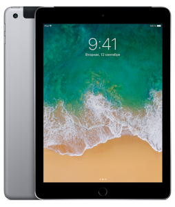 Купить Apple iPad 32Gb Wi-Fi + Cellular (Space Gray) в Перми