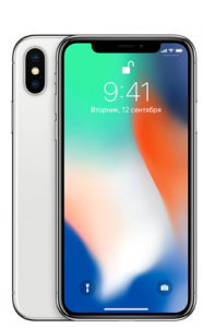 Купить Смартфон Apple iPhone X 256gb Silver (MQAG2RU/A) в Перми