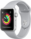Купить Apple Watch Series 3 42mm Silver Aluminum Case, Fog Sport Band в Перми